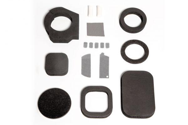 Zellige Werkstoffe / Technische Textilien