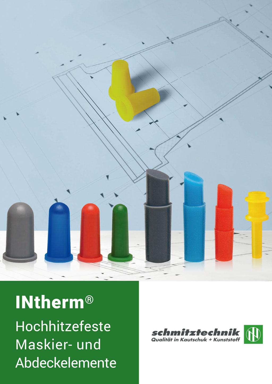 INtherm® Hochhitzefeste Maskier- und Abdeckelemente