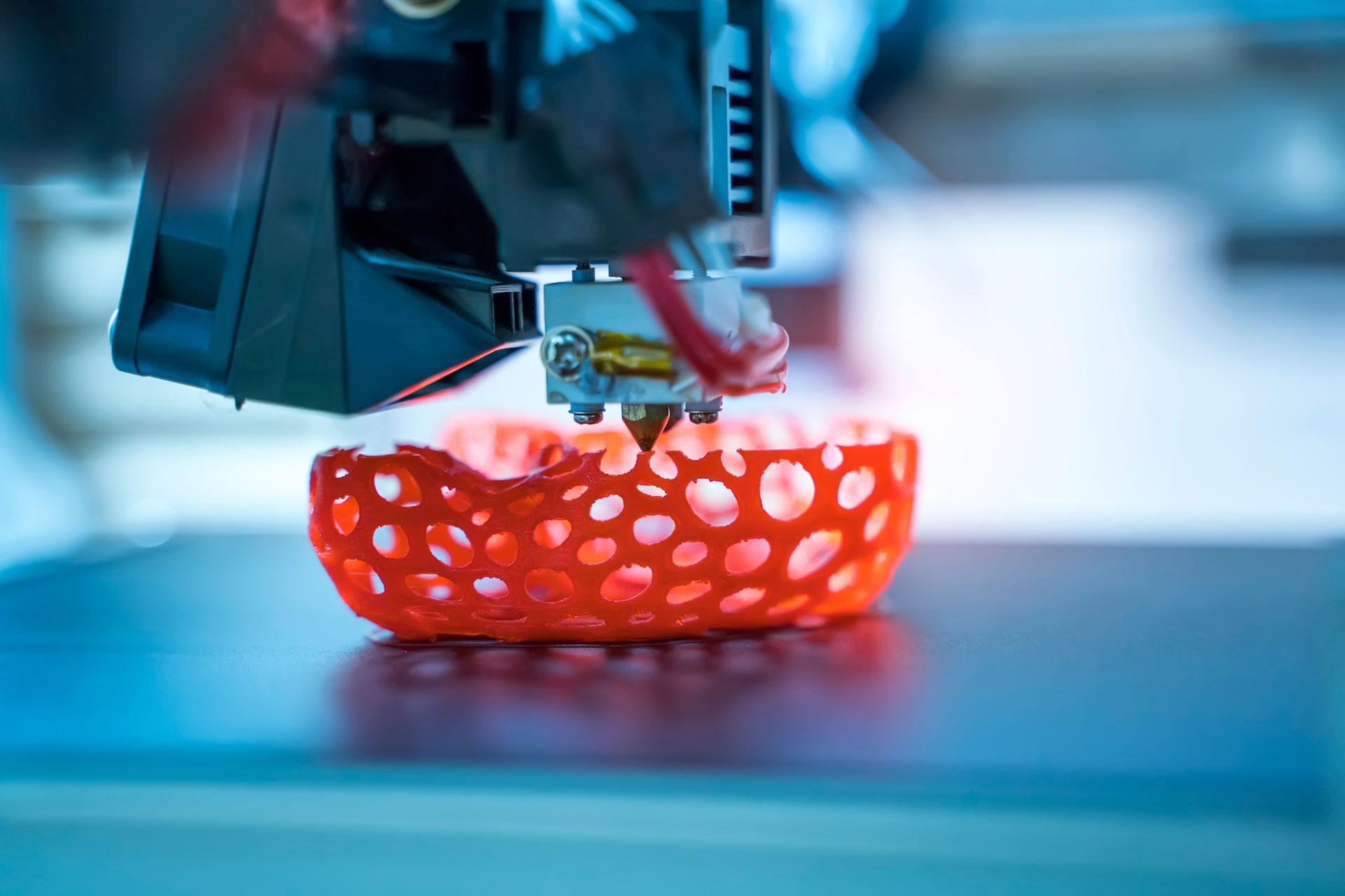 3D-Druck, Prototypenfertigung, Kleinserien