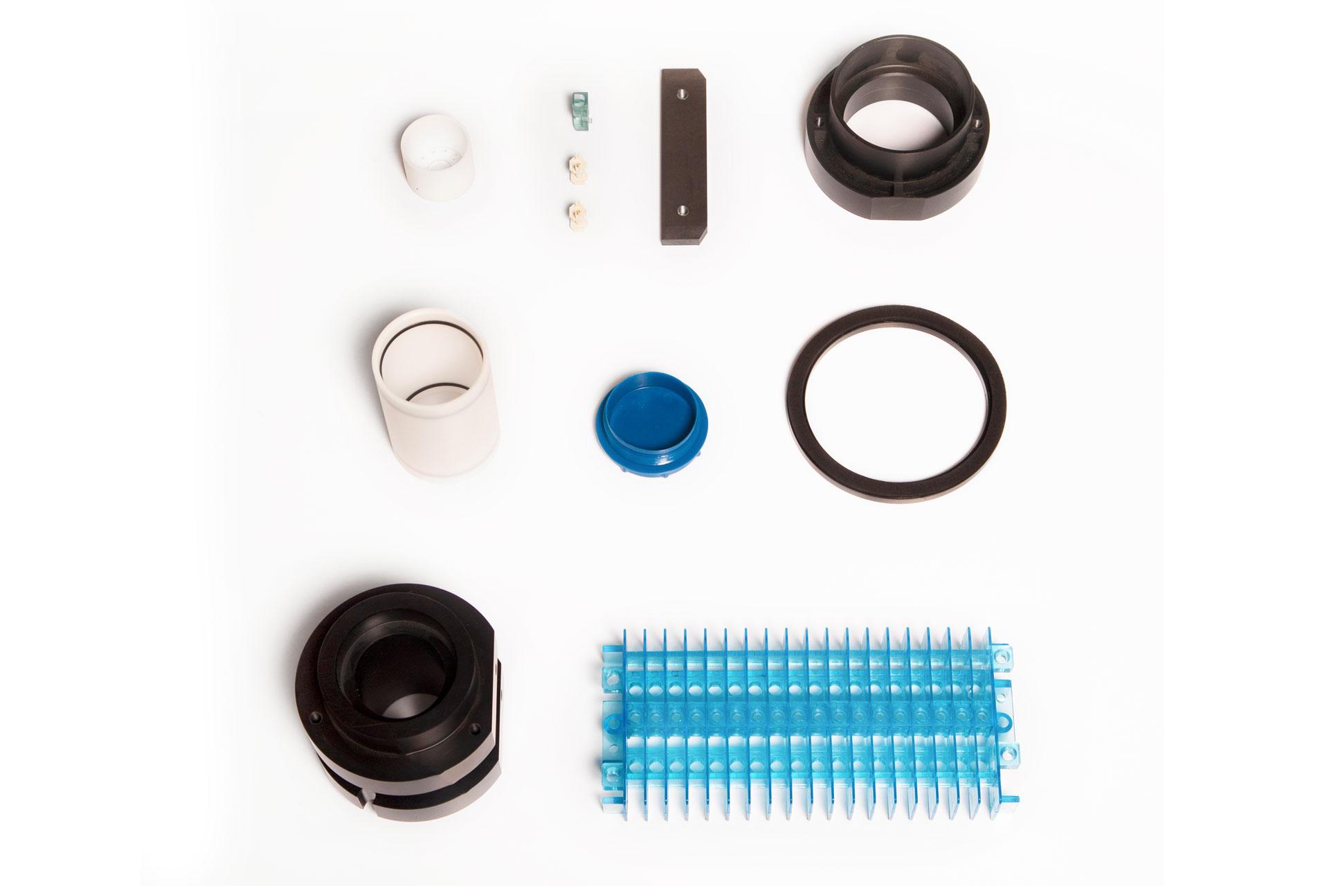 Mechanische Kunststoffbearbeitung